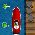 Boot parkeren
